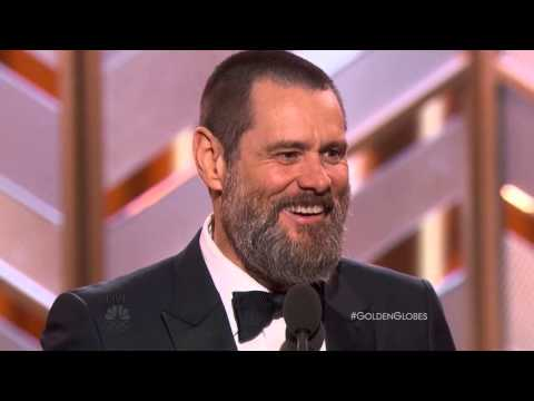 Thumbnail: Jim Carrey Speech At The Golden Globe Awards 2016. HDTV