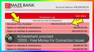GTA Online Servers Finally Back Up After 2 Days = FREE Money For ALL Players From Rockstar? (GTA 5)