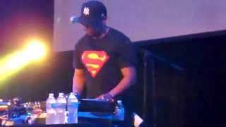 DJ Scratch of EPMD intermission set 5-21-15 @ The Vogue Theatre Indianapolis,In
