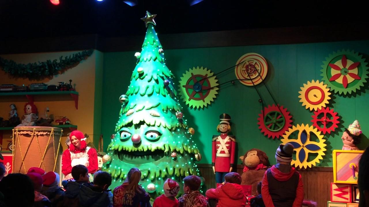 Tinker The Talking Christmas Tree Part 2 2016