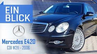 Mercedes E420 CDI W211 (2006) …