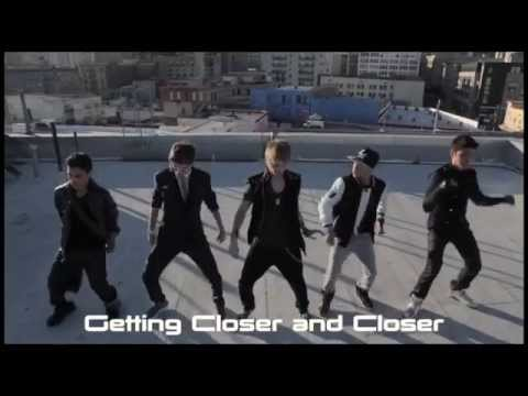 IM5   'Into The Night' Official Lyric Video