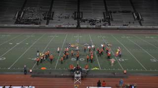 South Charleston High - 2016 Gazette-Mail Majorette and Band Festival