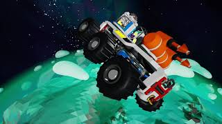 Astroneer - Where We're Going, We Don't Need Roads Achievement