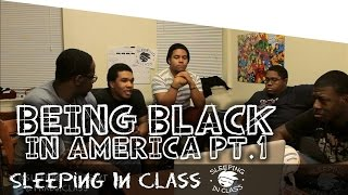 Being Black in America Talk Part 1