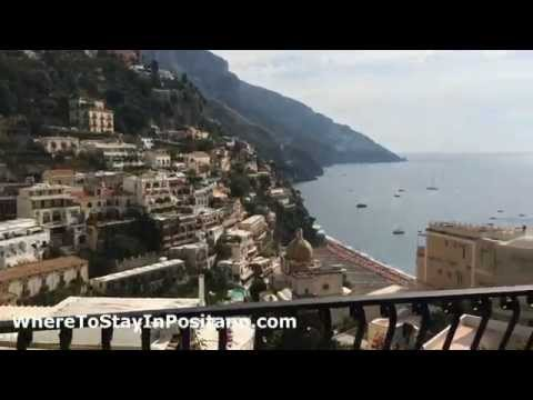 Hotel Poseidon Review - Positano Italy - See the Room, Pool and View!