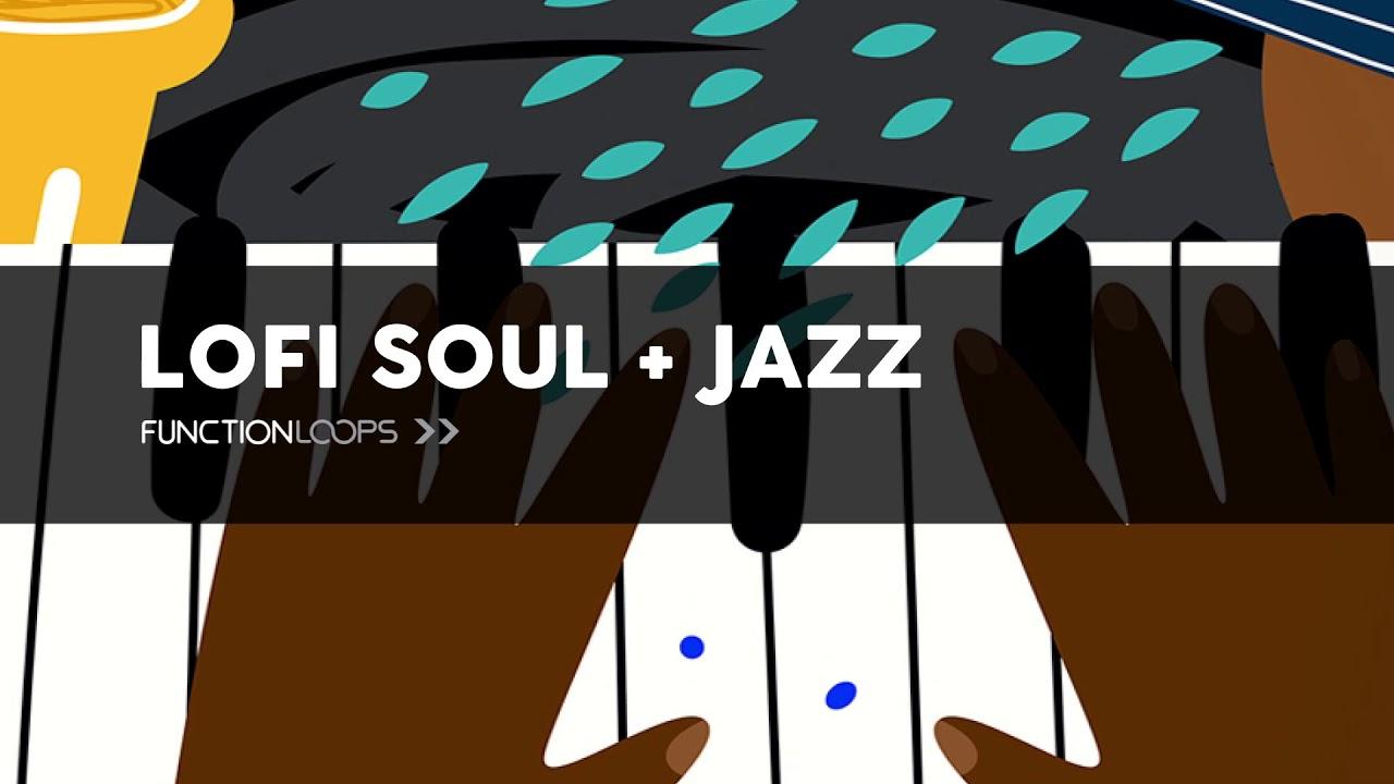 Lofi Soul & Jazz Sample Pack   Royalty Free Sounds   Bass, Strings, Sax,  Drums, Vox, Keys, Brass etc