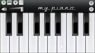 ليلة عيد عزف بيانو
