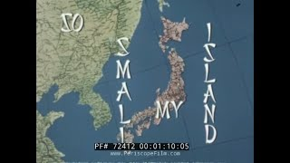 PAN AM AIRLINES JAPAN TRAVELOGUE