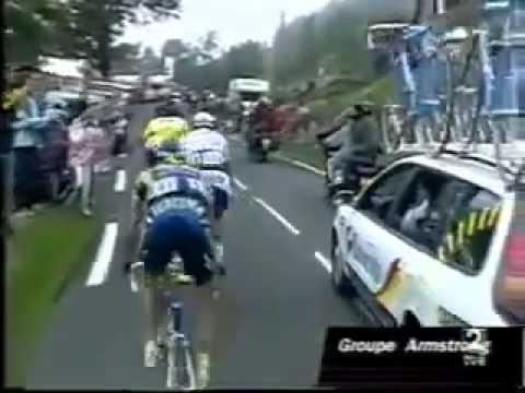 Tour de France 1999 - 16 Pau Etxebarria