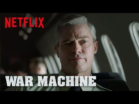 Thumbnail: War Machine | Official Trailer [HD] | Netflix