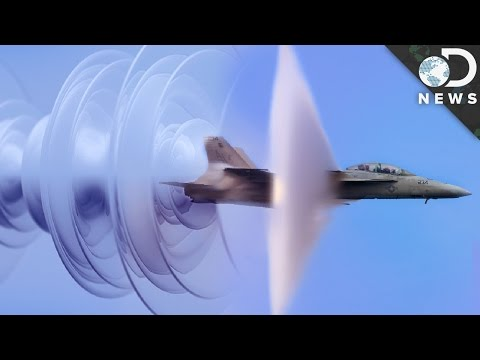 Why Is A Sonic Boom So Loud? | Safe Videos for Kids