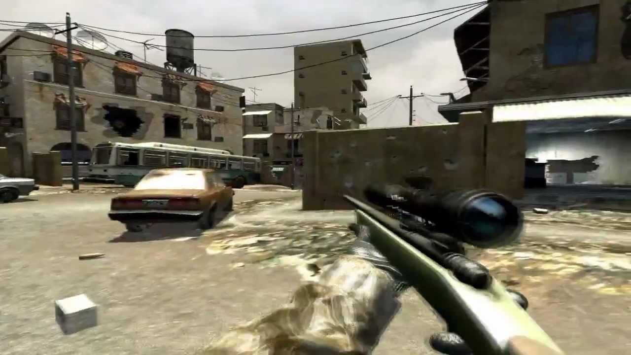 CoD4 Promod Tutorial - Crossfire (PC)