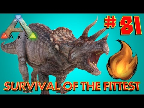 [81] Too Hot To Handle! (ARK SOTF Survival Of The Fittest)