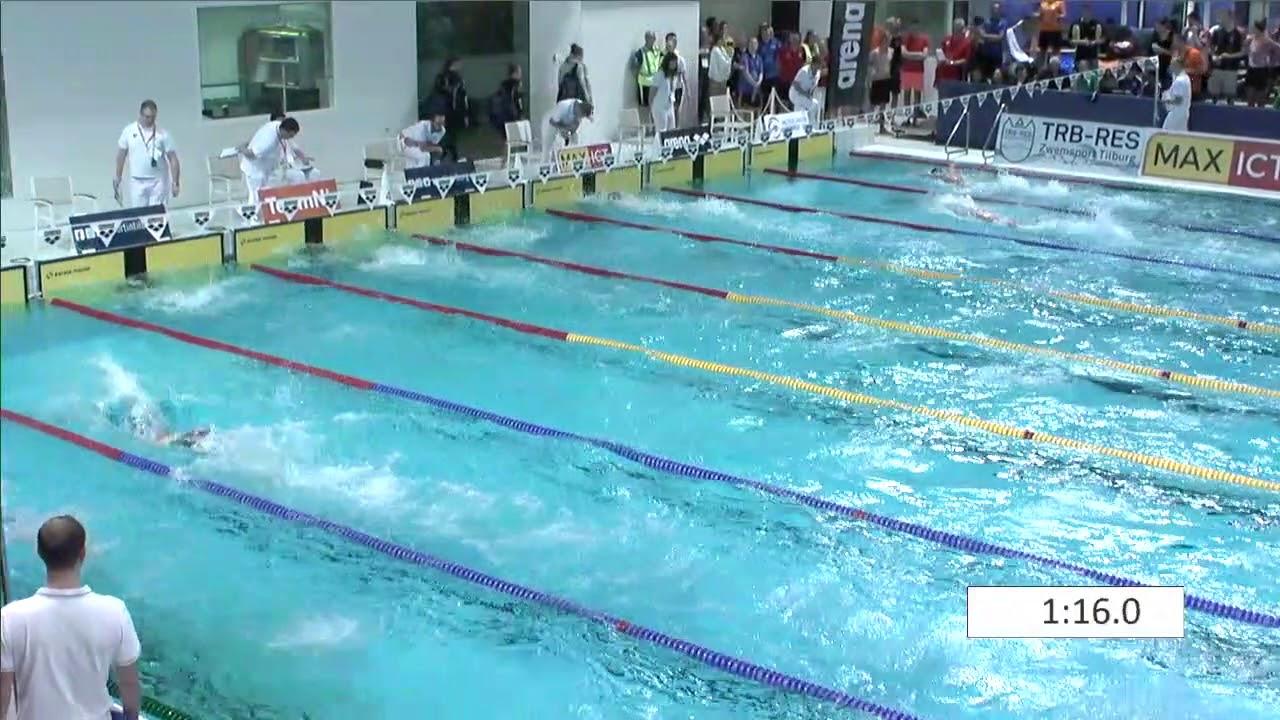 Mixed m medley onk kb tilburg zwemmen youtube