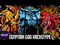 Yugioh Trivia: Egyptian God Archetype