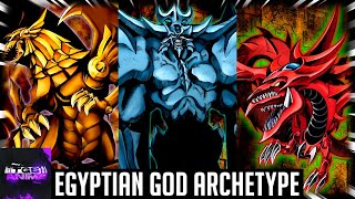 Yugioh Trivia: Egyptian God Archetype