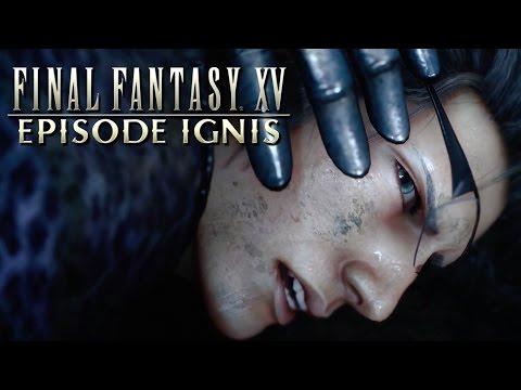 Final Fantasy XV: Episode Ignis - Official Teaser Trailer