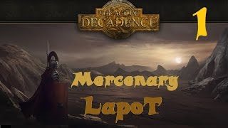 видео Прохождение The Age of Decadence