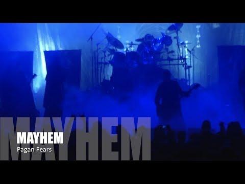 Mayhem - Pagan Fears [Live In Bergen, Norway]