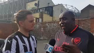 Robbie Arsenal Fan TV