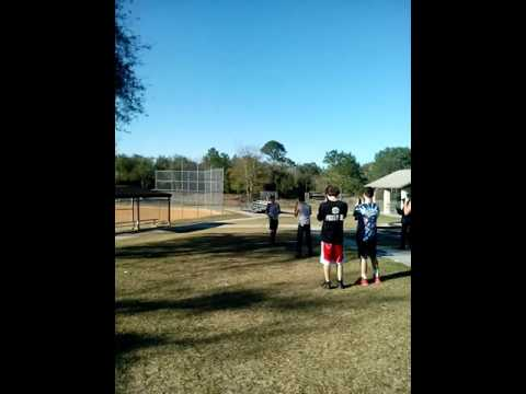 Fights at the citrus springs park