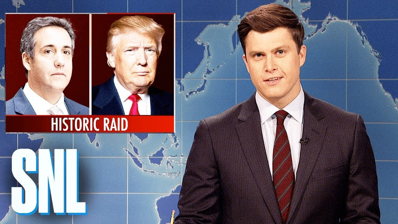 SNL' Weekend Update's Michael Che Jokes that Trump 'Being Into Pee