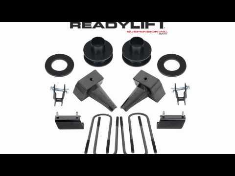 ReadyLIFT 2011 Ford F250 & F350 Super Duty 4WD SST Lift Kits