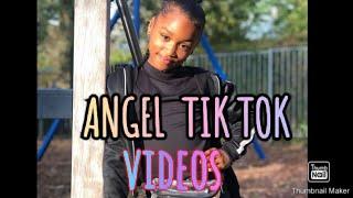 Angel petit afro  #My Tik Tok videos #
