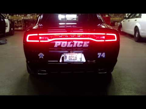 2012 Dodge Charger Police Pursuit Vehicle