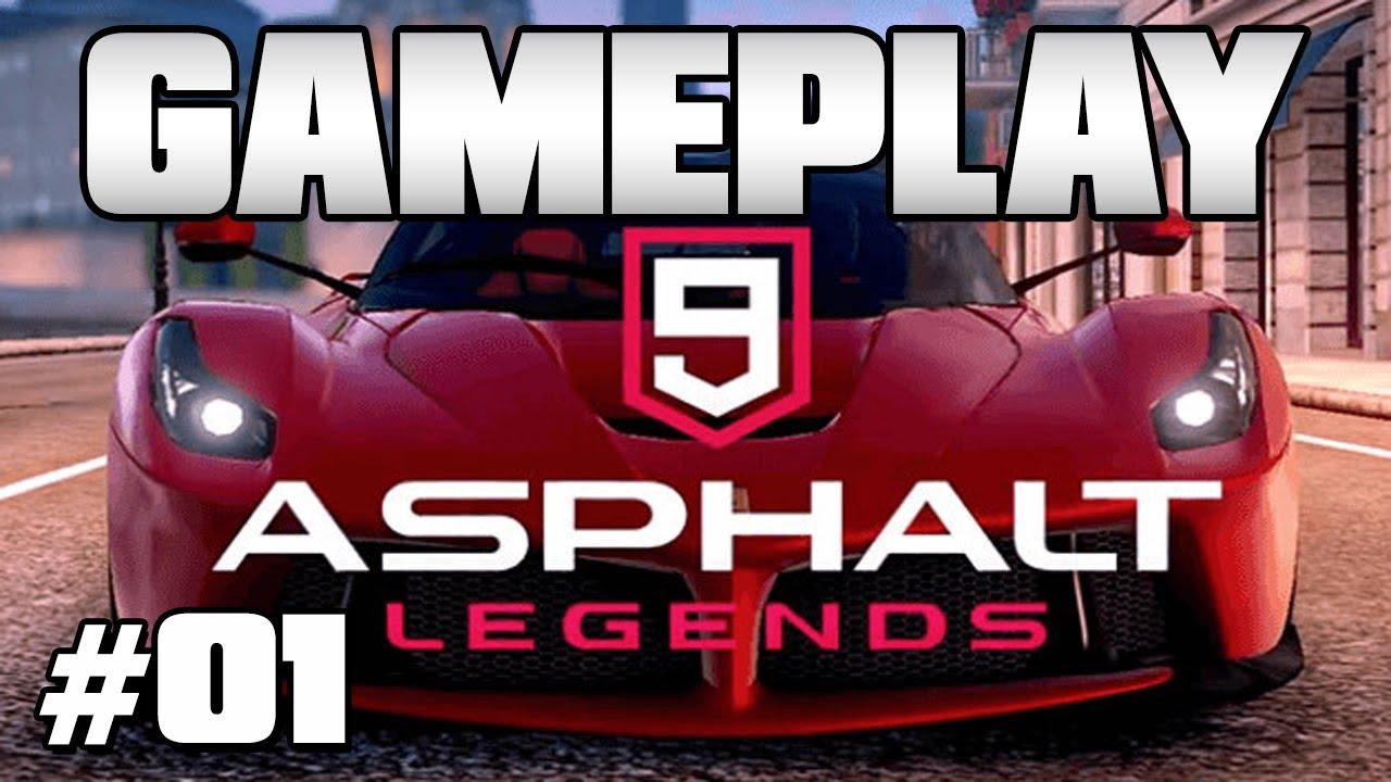 Asphalt 9: Legends - Windows version - Long plays - Live #15