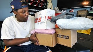 HEAT! NEW SUPREME, PALACE, GUESS, AND BRANDS YOU'VE PROBABLY NEVER HEARD OF! 6 NEW UNBOXINGS!