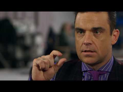 I am Robbie Williams - International Popstar