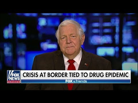 Bill Bennett: Border Wall Could Make 'Real & Profound Difference' on U.S. Drug Epidemic