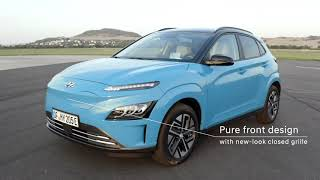 Hyundai Kona Electric po liftingu