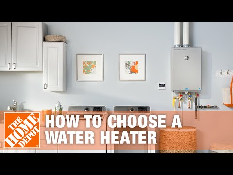 How To Choose Water Heater