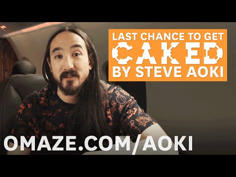 Last chance to party with Steve Aoki in Vegas…for charity