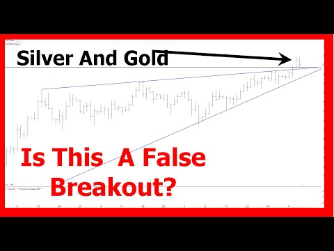 Silver And Gold Doing A False Breakout ? | Are We About to See a Drop in Silver And Gold from YouTube · Duration:  3 minutes 58 seconds