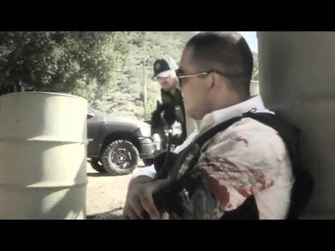 Dareyes de la Sierra Ft Voz de Mando Sangre de guerra video oficial