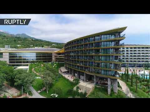 El mejor hotel del mundo: así es el Mriya Resort & Spa de Crimea