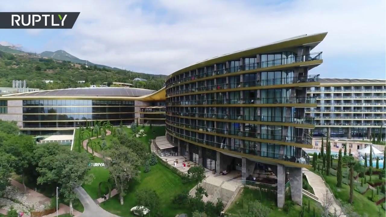 El Mejor Hotel Del Mundo Así Es El Mriya Resort Spa De Crimea