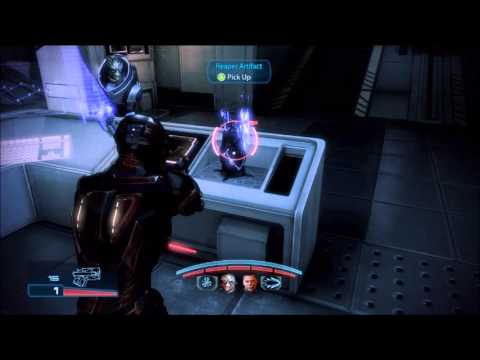 Mass Effect 3: Executioner Pistol