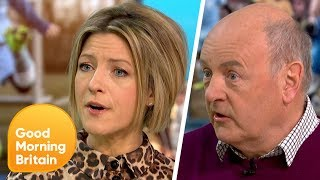 Should Girls and Boys Be Allowed to Play Sports Together?   Good Morning Britain
