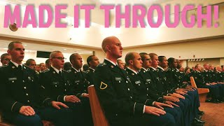 Fort Sill Graduation | MADE IT THROUGH thumbnail