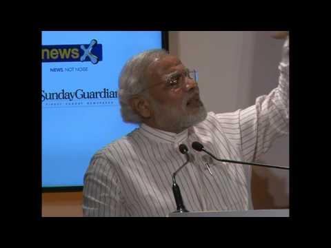 Shri Narendra Modi addresses IAA's Platinum Jubilee Global Marketing Summit, Mumbai