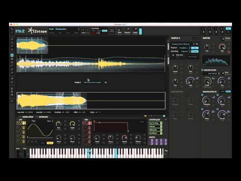 Hands On: Izotope Iris 2 Synthesizer - Pad Sounds II