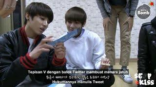 Video [Sub Indo] [BANGTAN BOMB] BTS Jenga championship thanks to Twitter by Seop Kiss download MP3, 3GP, MP4, WEBM, AVI, FLV September 2017