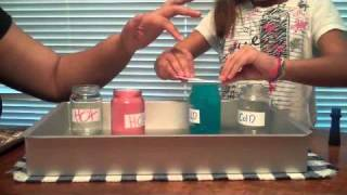 The Amazing Water Trick   -Water Density-