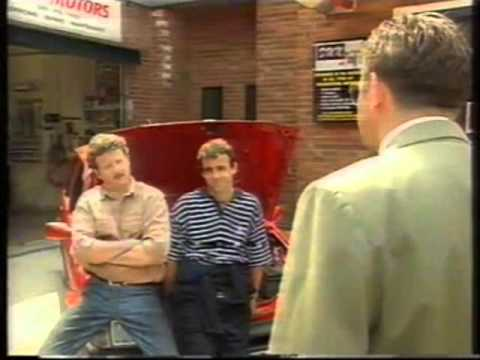 Coronation Street - Jim McDonald And Kevin Talk To Des Barnes