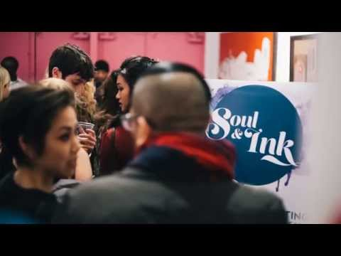 Soul & Ink, A live Screen Printing Experience